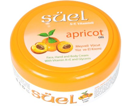 face cream apricot oily