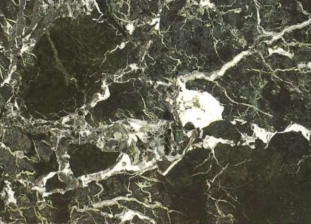 Oil green marble