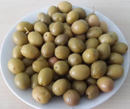 green olive wholesale